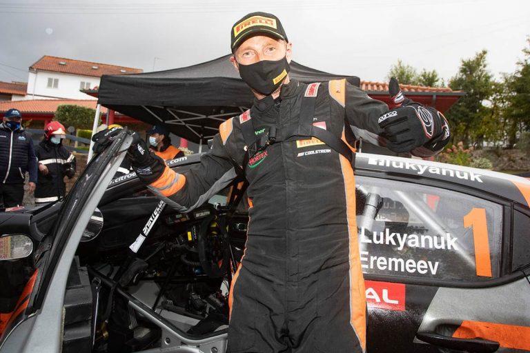 Лукьянюк - лидер чемпионата Европы