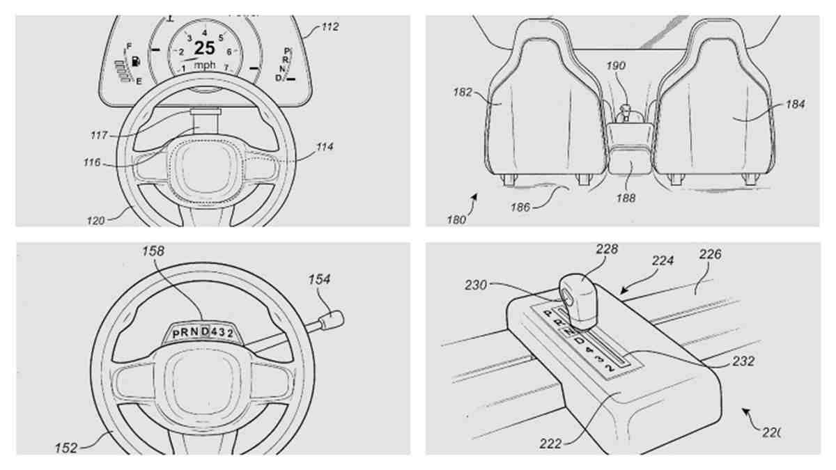 патент Volvo