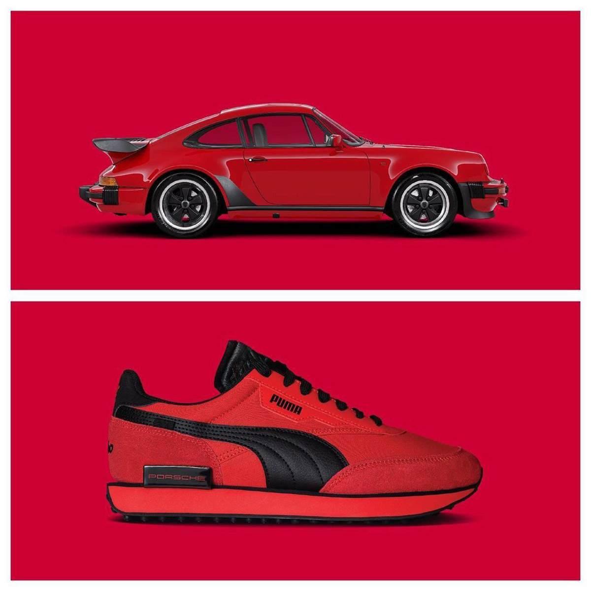 Porsche Design x Puma