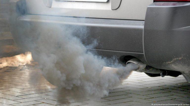 выбросы CО2