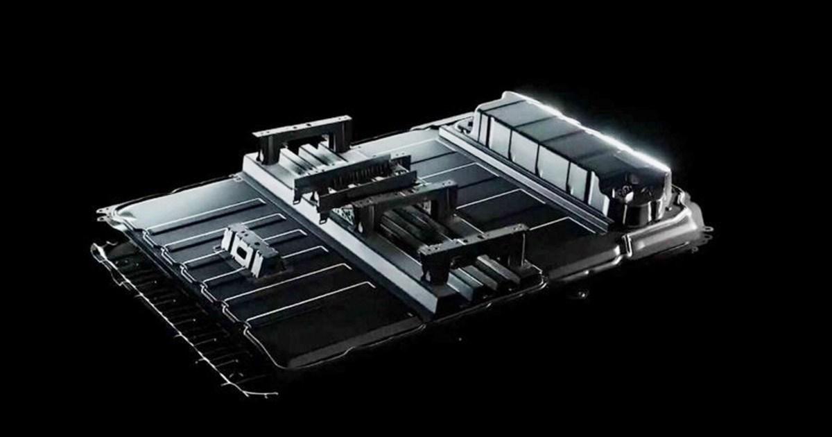 Tesla батарея