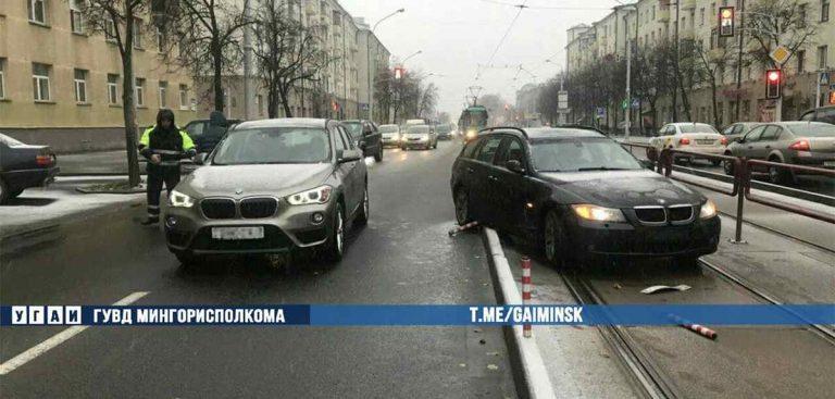 ДТП на Долгобродской