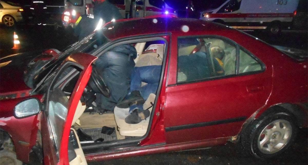 автоинспекторы преследовали пьяного