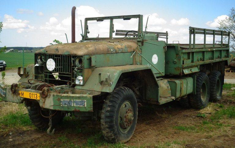 грузовик М35