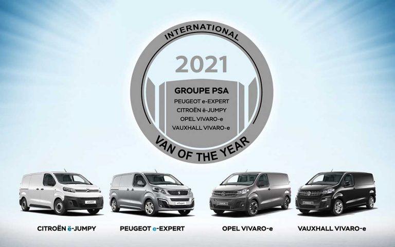 International Van of the Year 2021