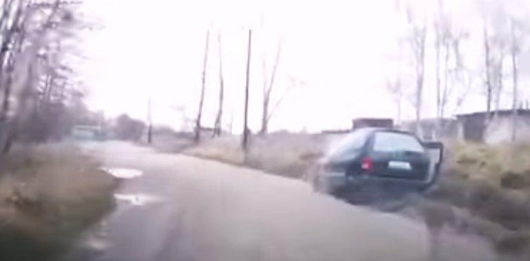 преследование пьяного водителя в Бресте
