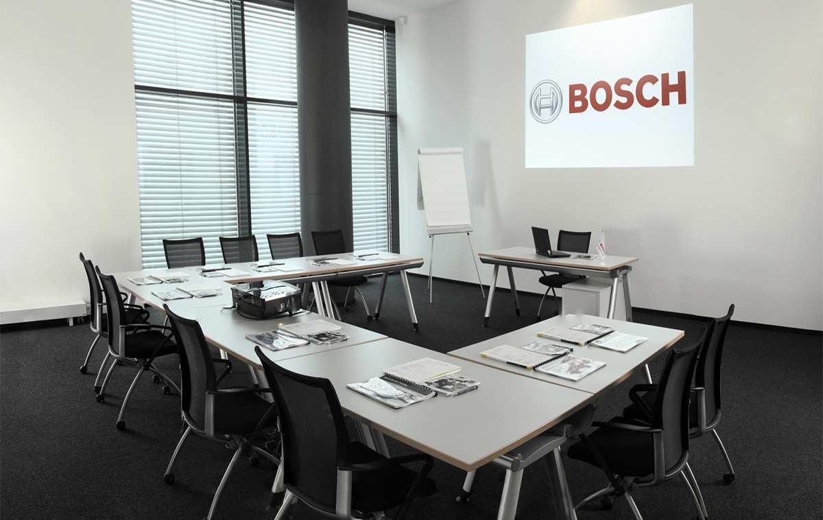 учебный центр Bosch