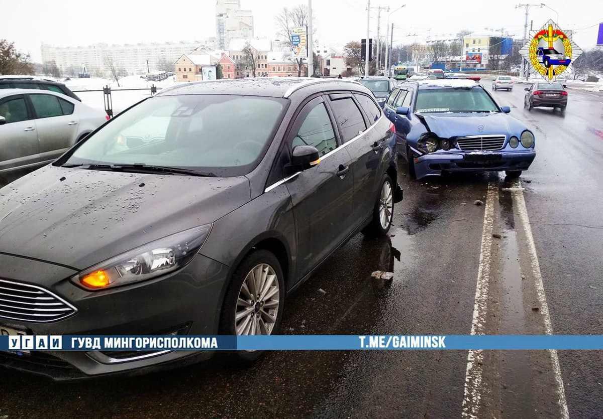 ДТП на Богдановича