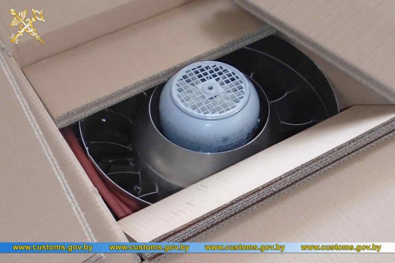 кухонный вентилятор