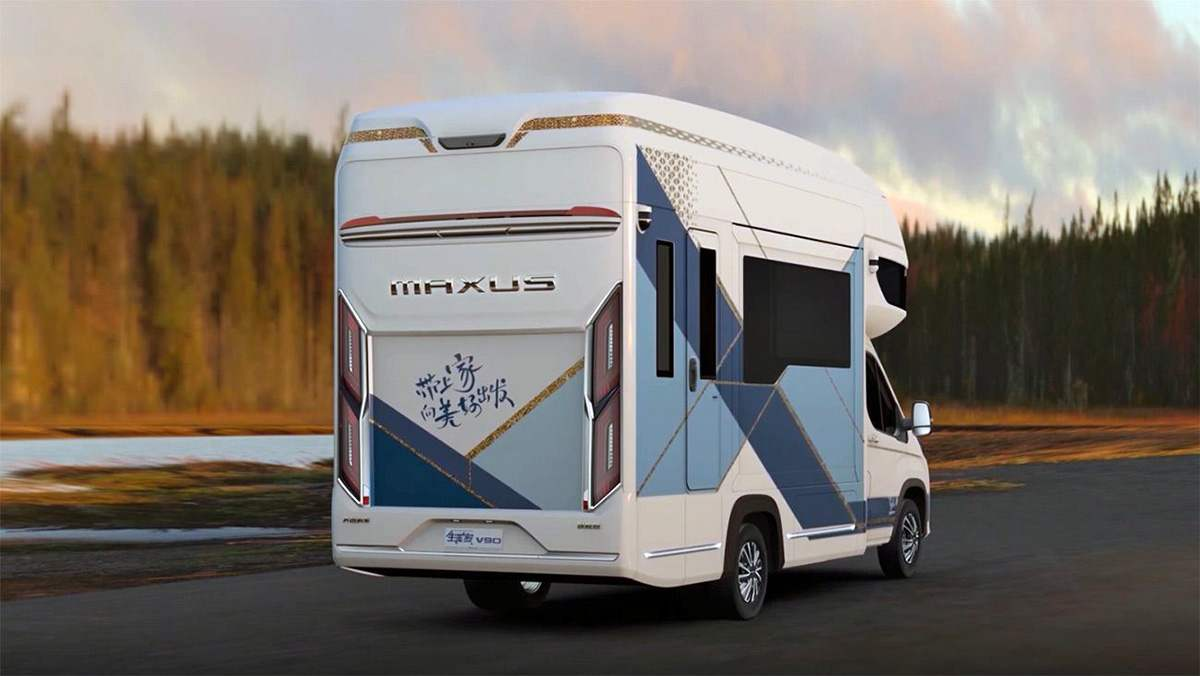 Maxus Life Home V90 Villa Edition