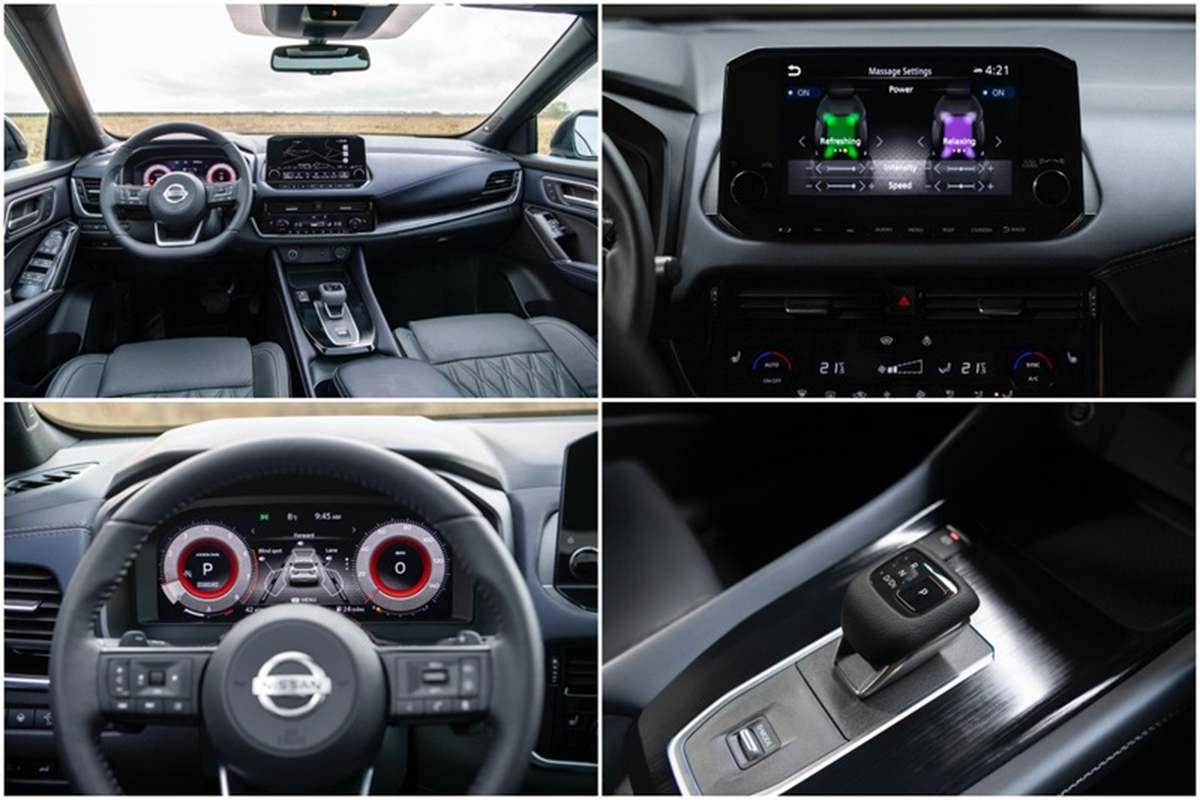 Nissan Qashqai третьего поколения