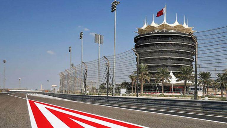 тесты в Бахрейне 2021