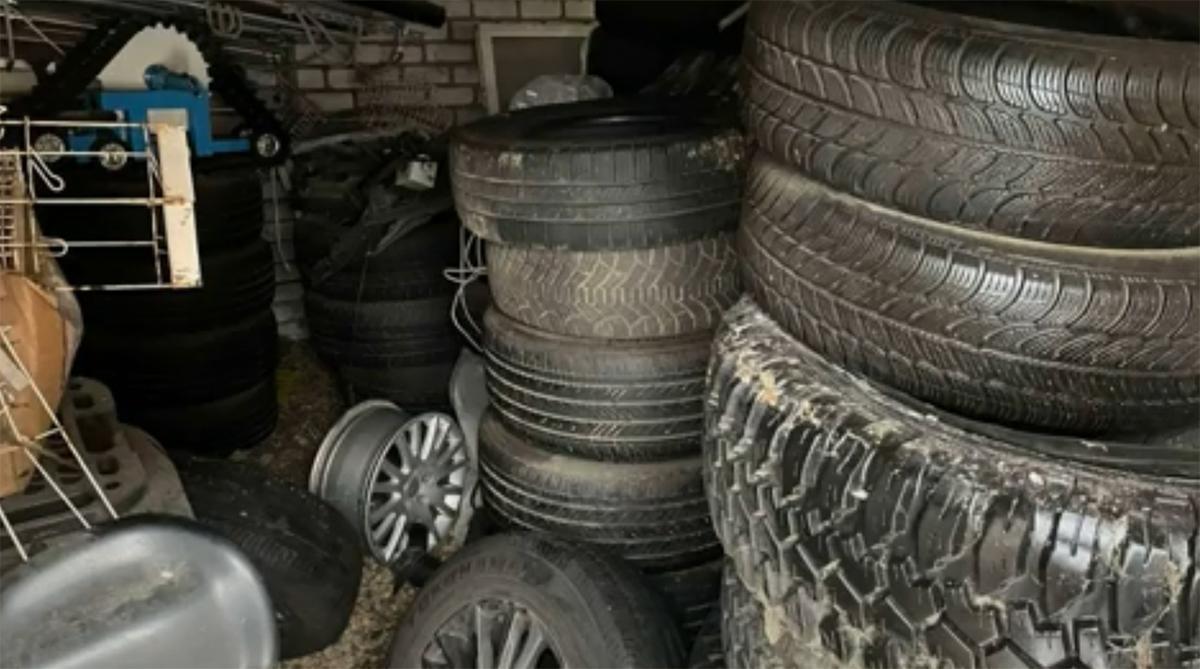 кражи из гаражей