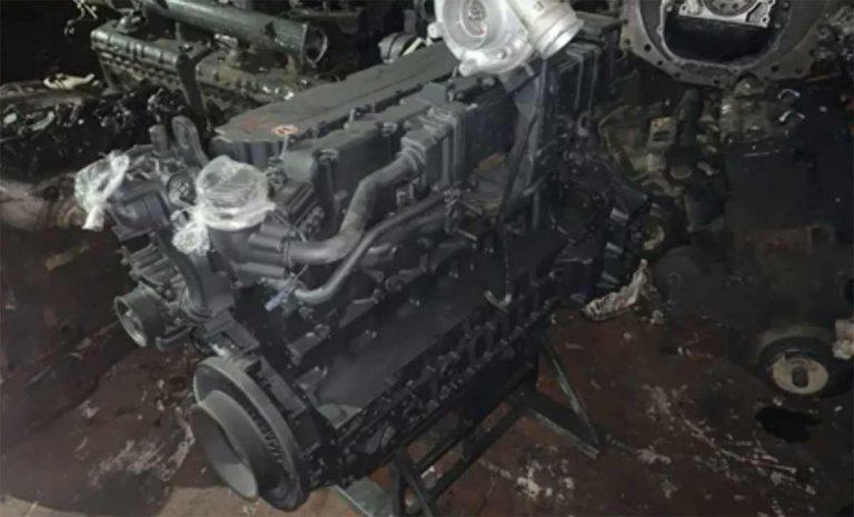 кража двигателя