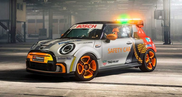 Mini safety car
