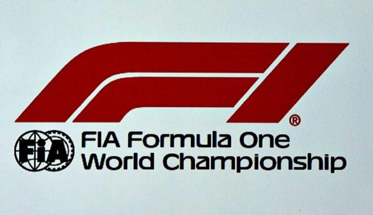 Формула-1 лого