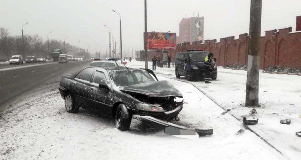 ДТП на ул.Ленинская