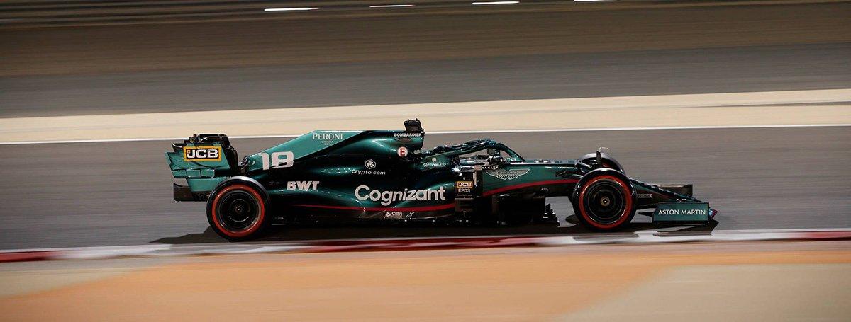 «ФОРМУЛА-1»: Гран-при Бахрейна -2021