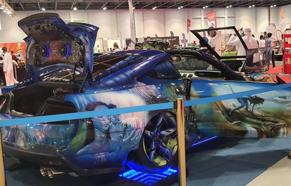 тюнинг Ford Mustang