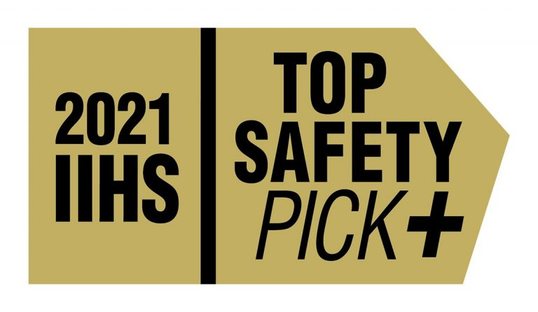 Top Safety Pick Plus