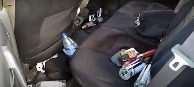 погоня за пьяным водителем