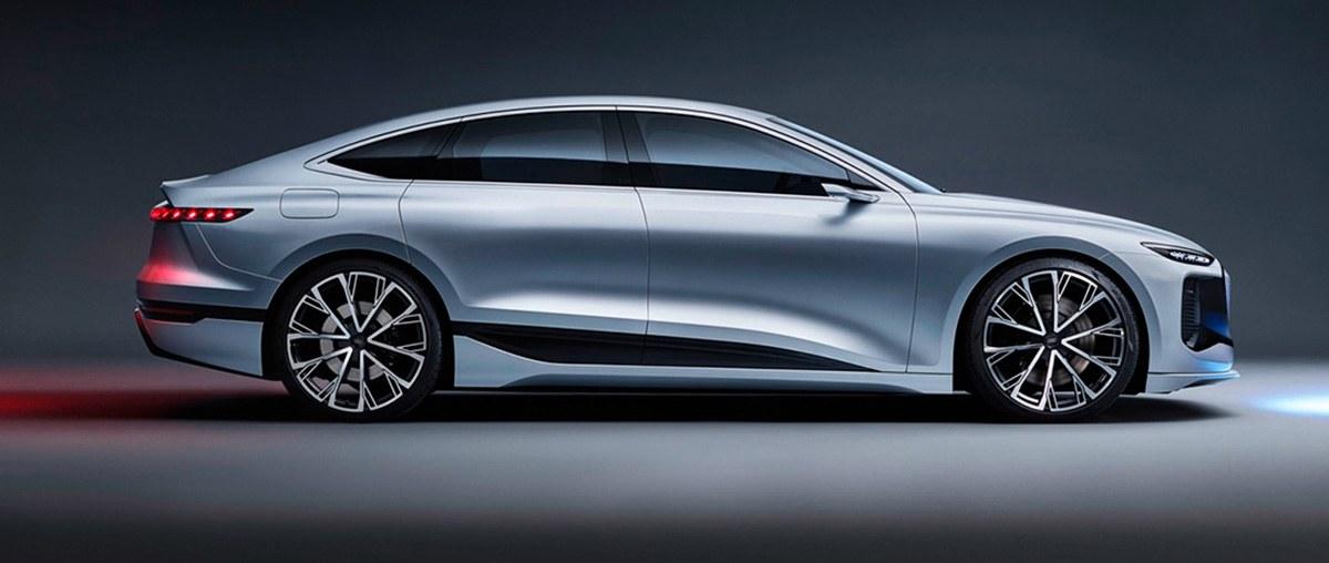 концепт Audi А6