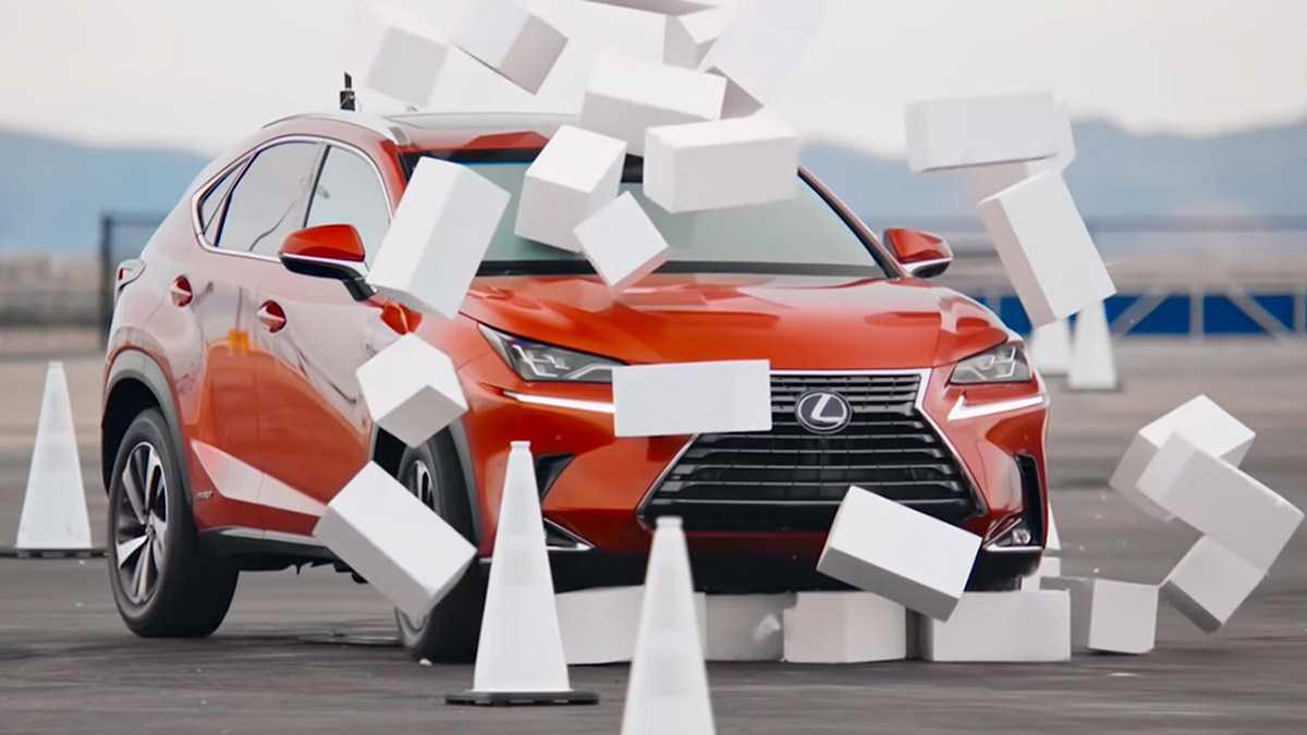 проект Lexus