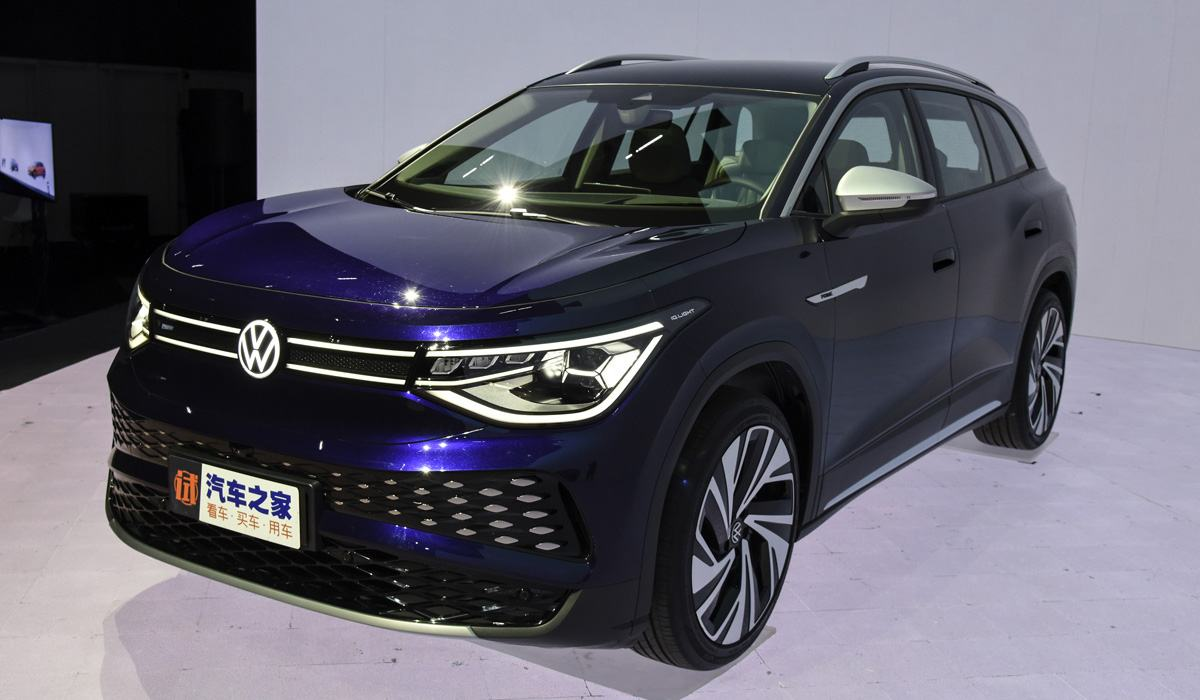 Volkswagen ID.6 X