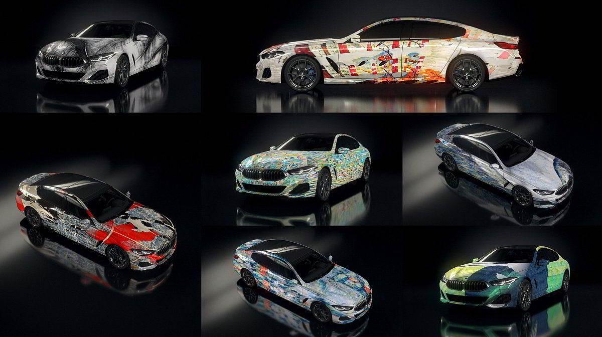 арт-автомобили BMW