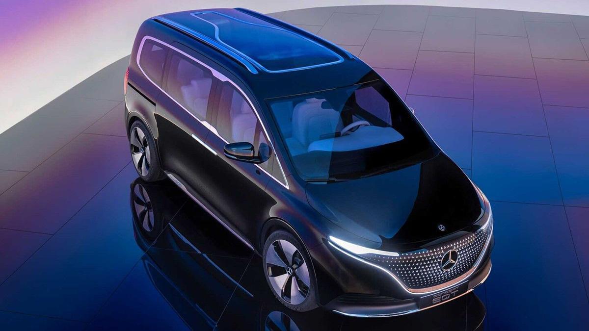 Merceds-Benz EQT