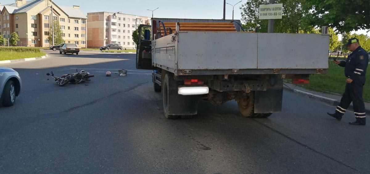 ДТП в Солигорске