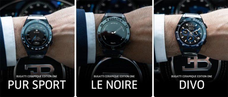Bugatti умные часы