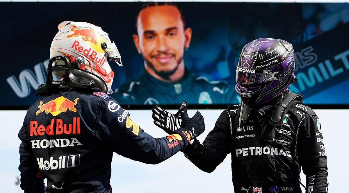 «ФОРМУЛА-1»: Гран-при Испании-2021