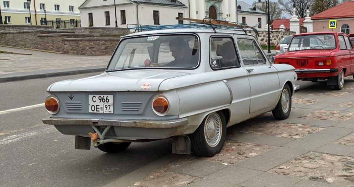 """Слет белорусского автоклуба """"ЗАЗ-Гараж"""""""