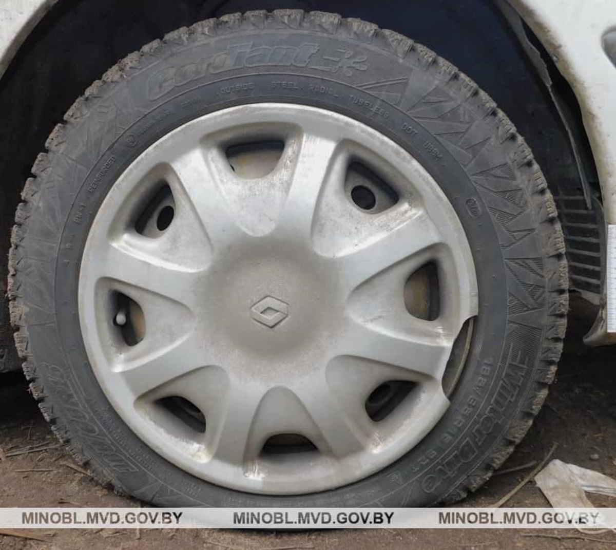 порезаны шины