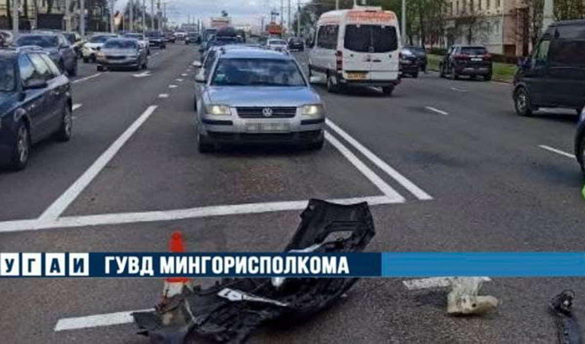 ДТП на Партизанском