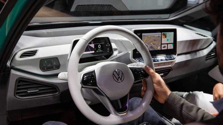 автопилот Volkswagen