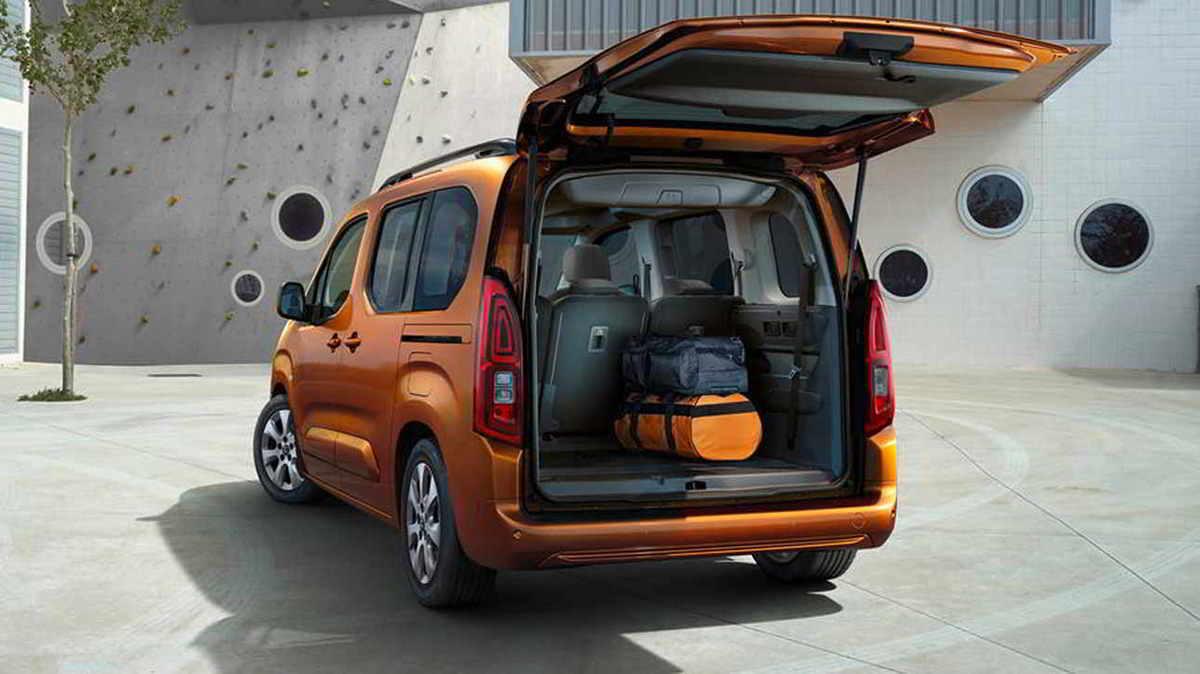 Opel Combo-e Life 2021