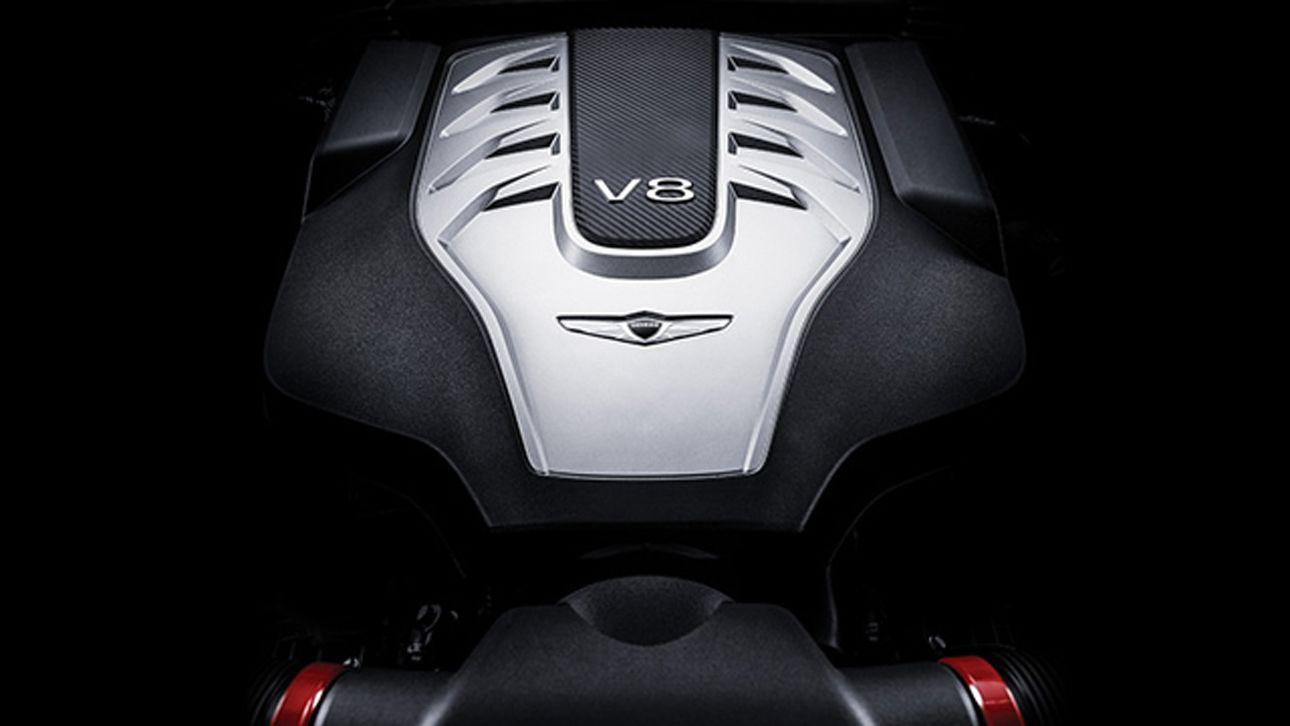 Hyundai V8