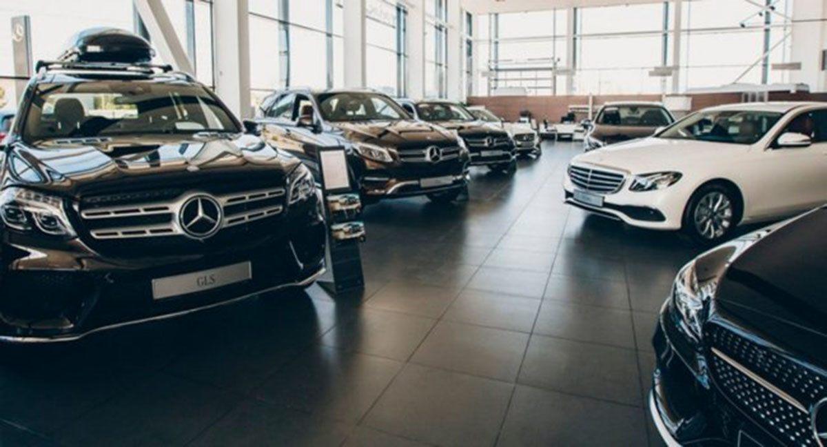 Mercedes дилер