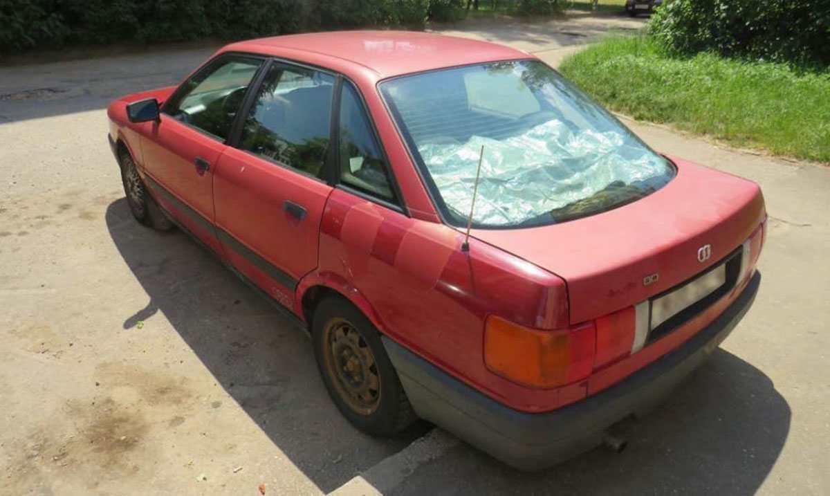 угон автомобилей в Гродно