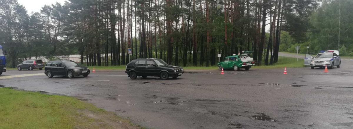 ДТП в Мозырском районе
