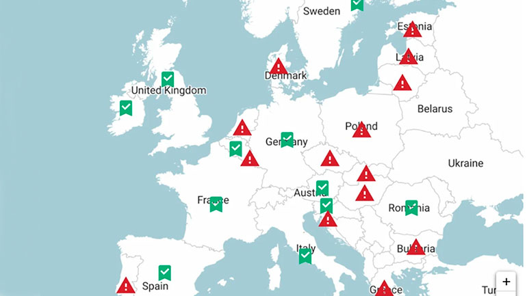 налогообложении автомобилей в странах Европейского Союза
