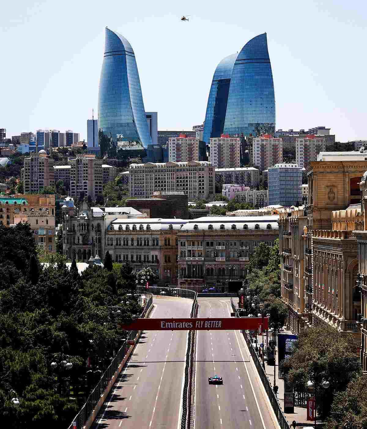 «ФОРМУЛА-1»: Гран-при Азербайджана-2021