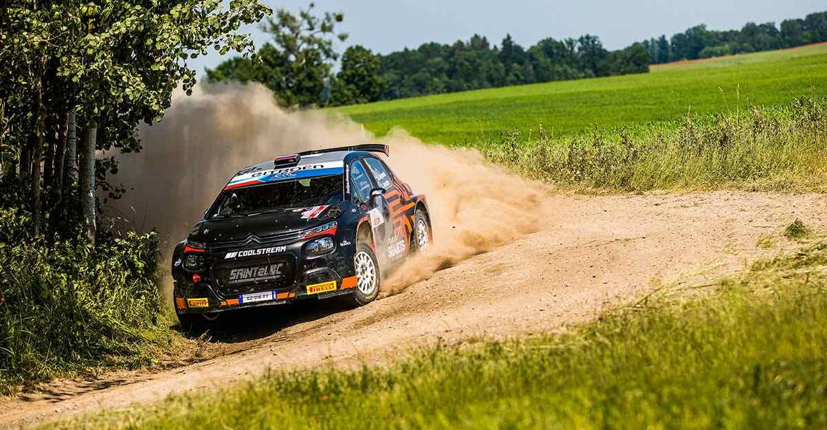 WRC 2021 Польша