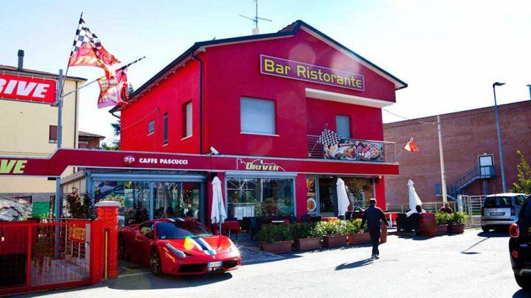 Ferrari ресторан