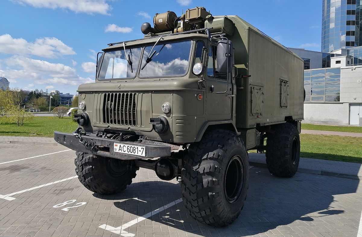 ГАЗ-66-01