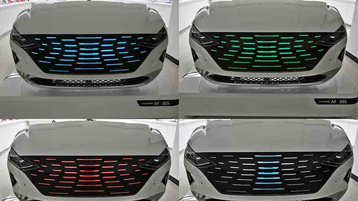 решетка Hyundai