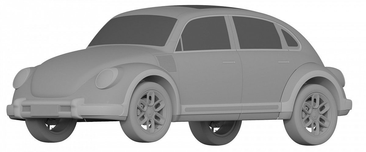 аналог VW Beetle