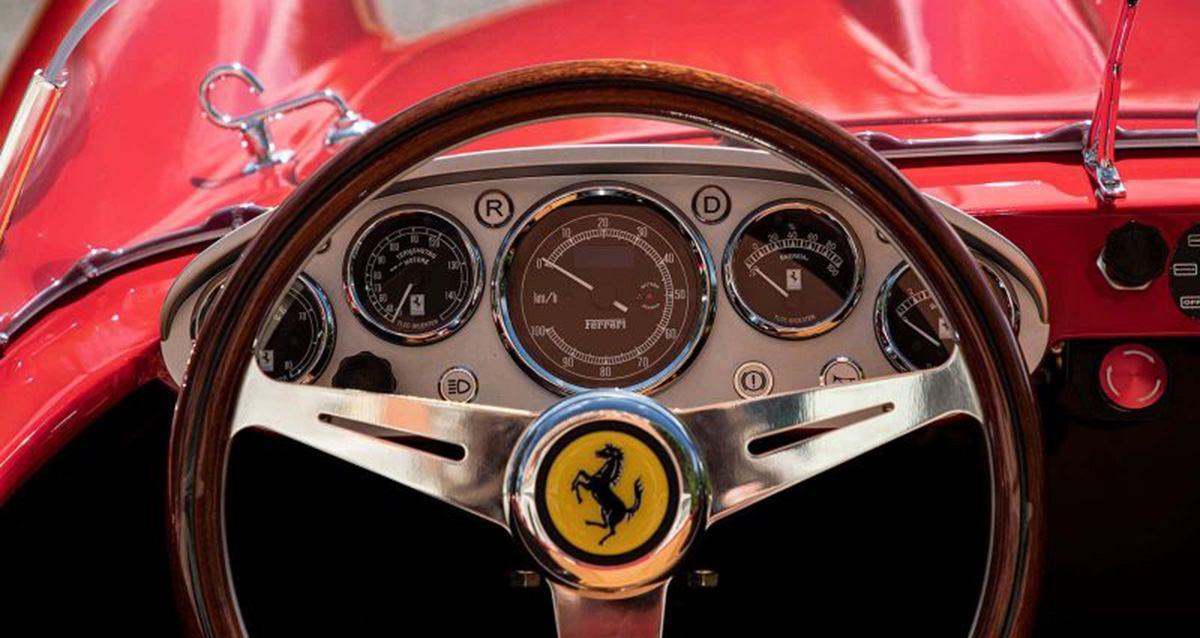 Ferrari 250 Testa Rossa для детей